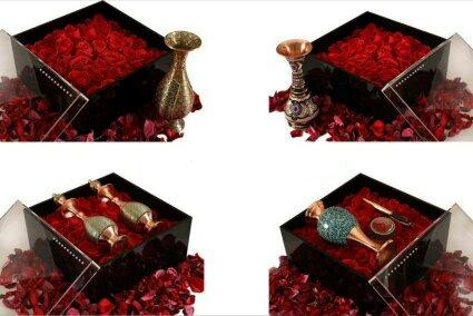 صنایع دستی نفیس هفت گردون