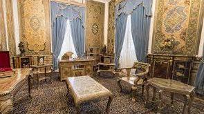 اتاق تمام خاتم کاخ مرمر