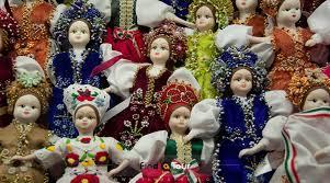 عروسک های دست ساز مجارستان