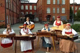 سازهای سنتی فنلاند