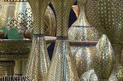 شیخ شبان کانون خاتم کاری ایران ثبت شد